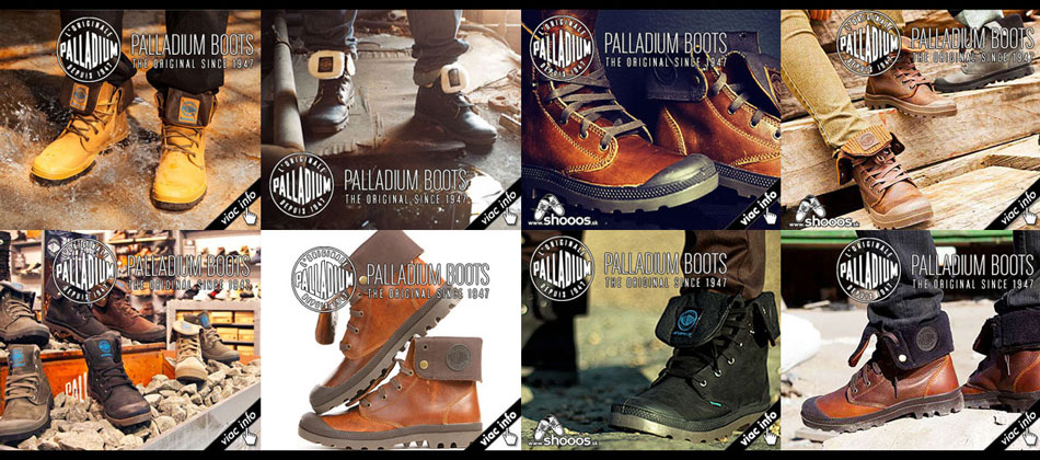 Palladium Shoes