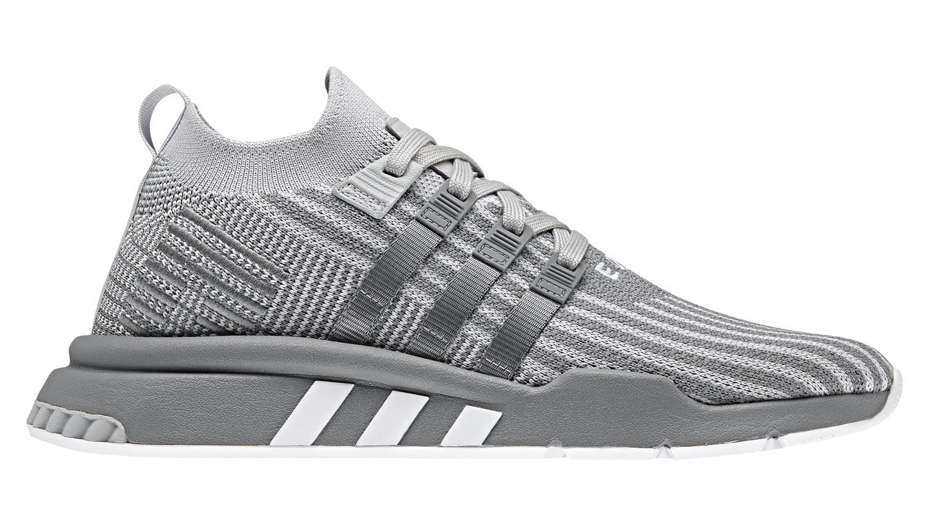 adidas EQT Support Mid ADV Grey Two šedé B37407 7b8d009d20fc9
