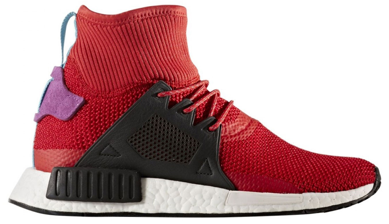 adidas NMD XR1 Winter Scarlet Pack