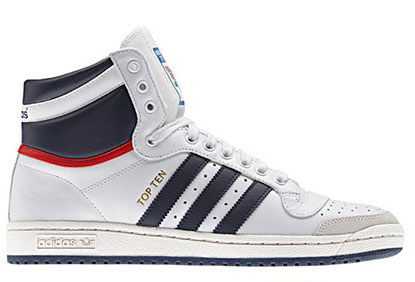 Adidas Top Ten Hi W