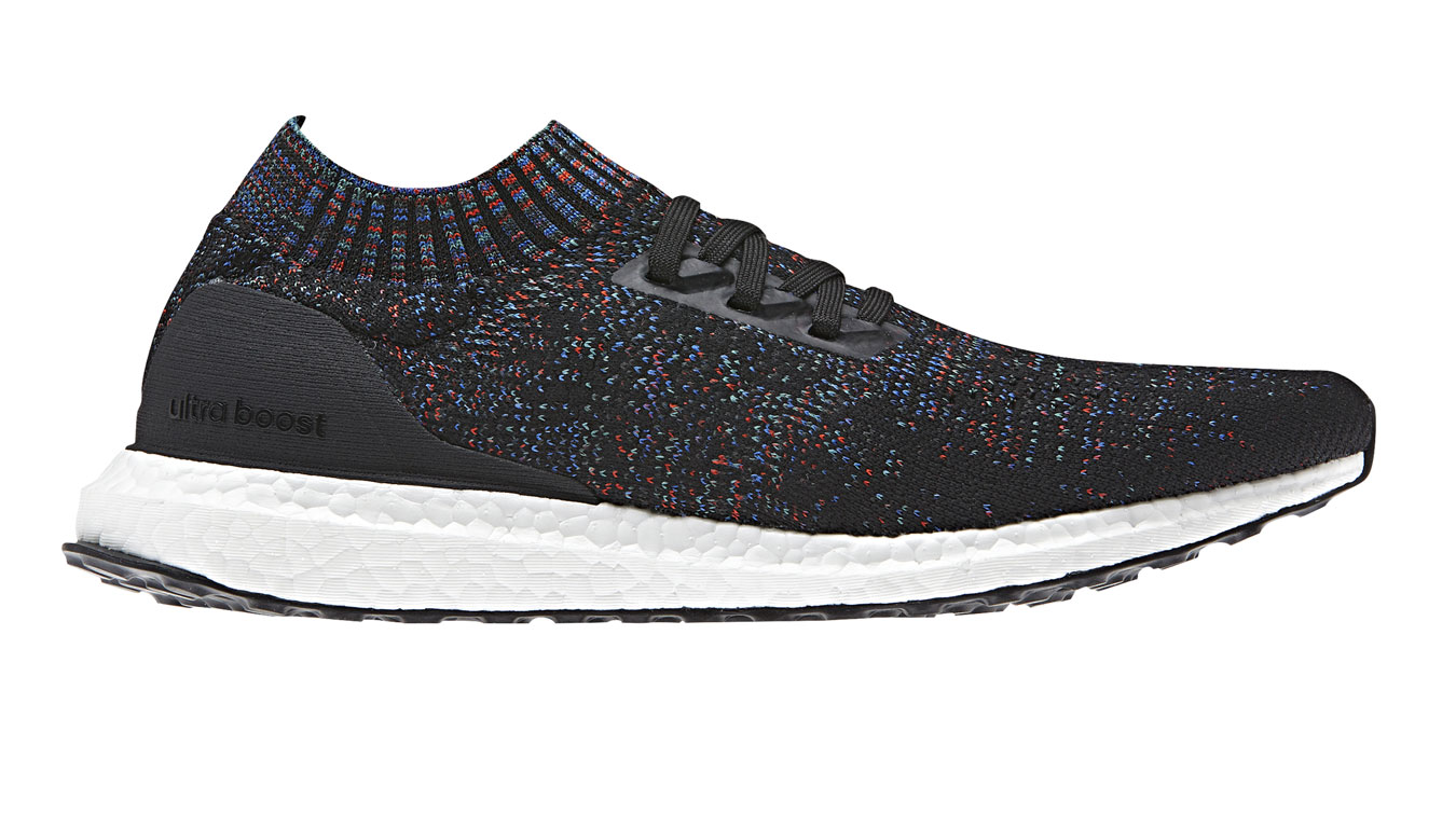 adidas Ultraboost Uncaged Core Black černé B37692