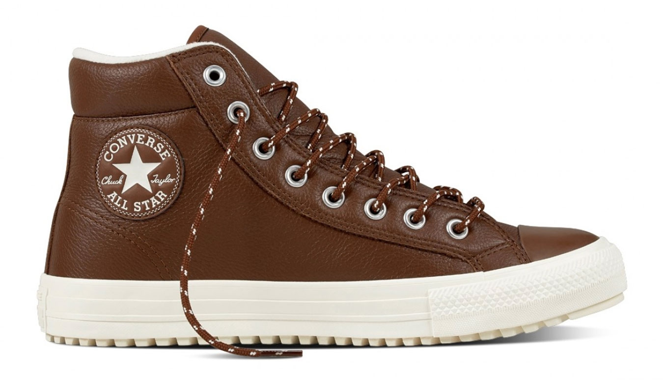 Converse Chuck Taylor All Star Boot PC hnědé C157685
