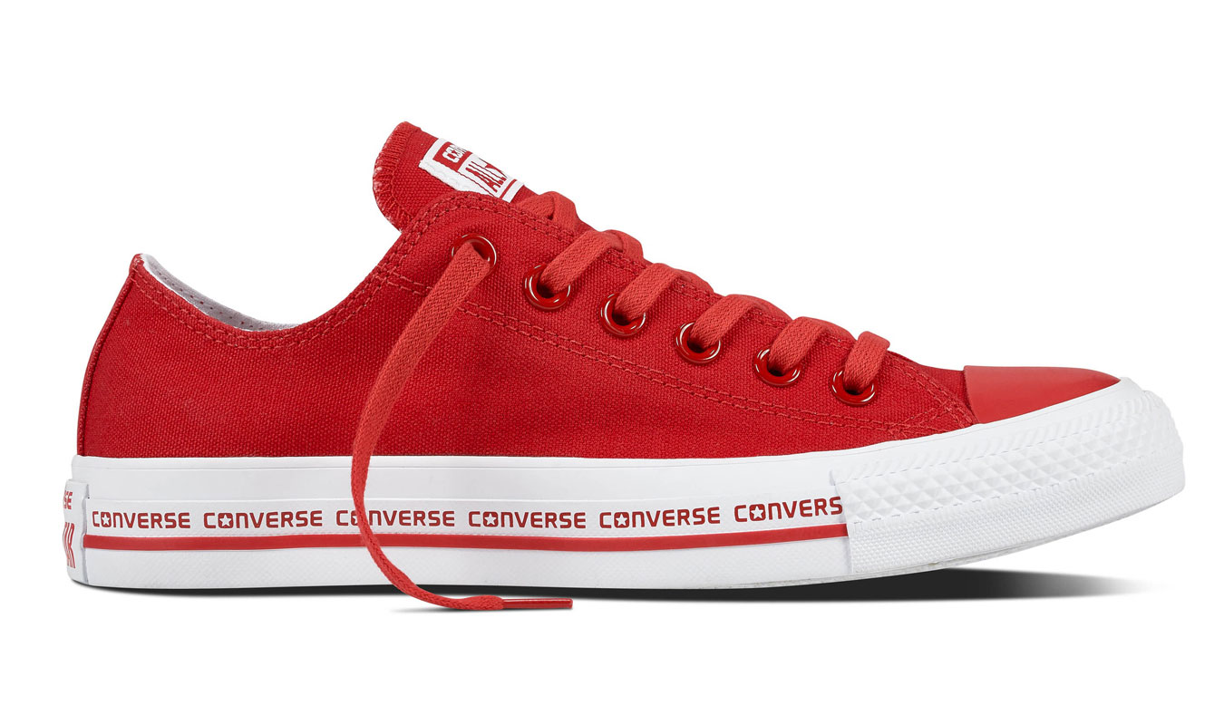Converse Chuck Taylor All Star Wordmark červené C159588 cd54d4affb