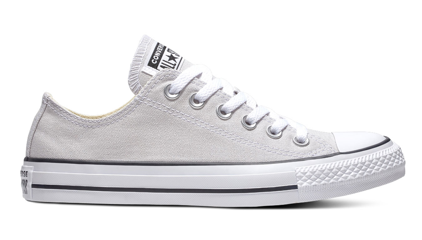 Converse Chuck Taylor All Star Classic Low Top bílé C161423