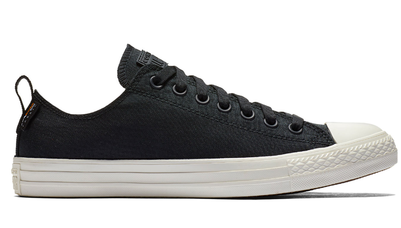 Converse Chuck Taylor All Star Cordura Low Top černé C161434