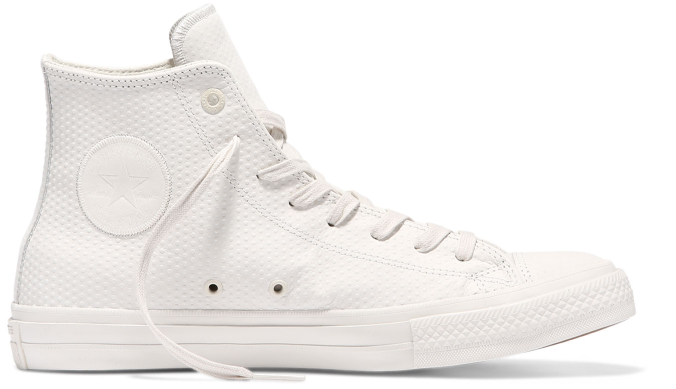 Converse Chuck Taylor All Star II Lux Leather Buff