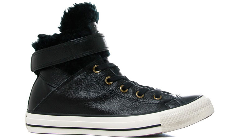Converse Chuck Taylor Brea Hi Leather