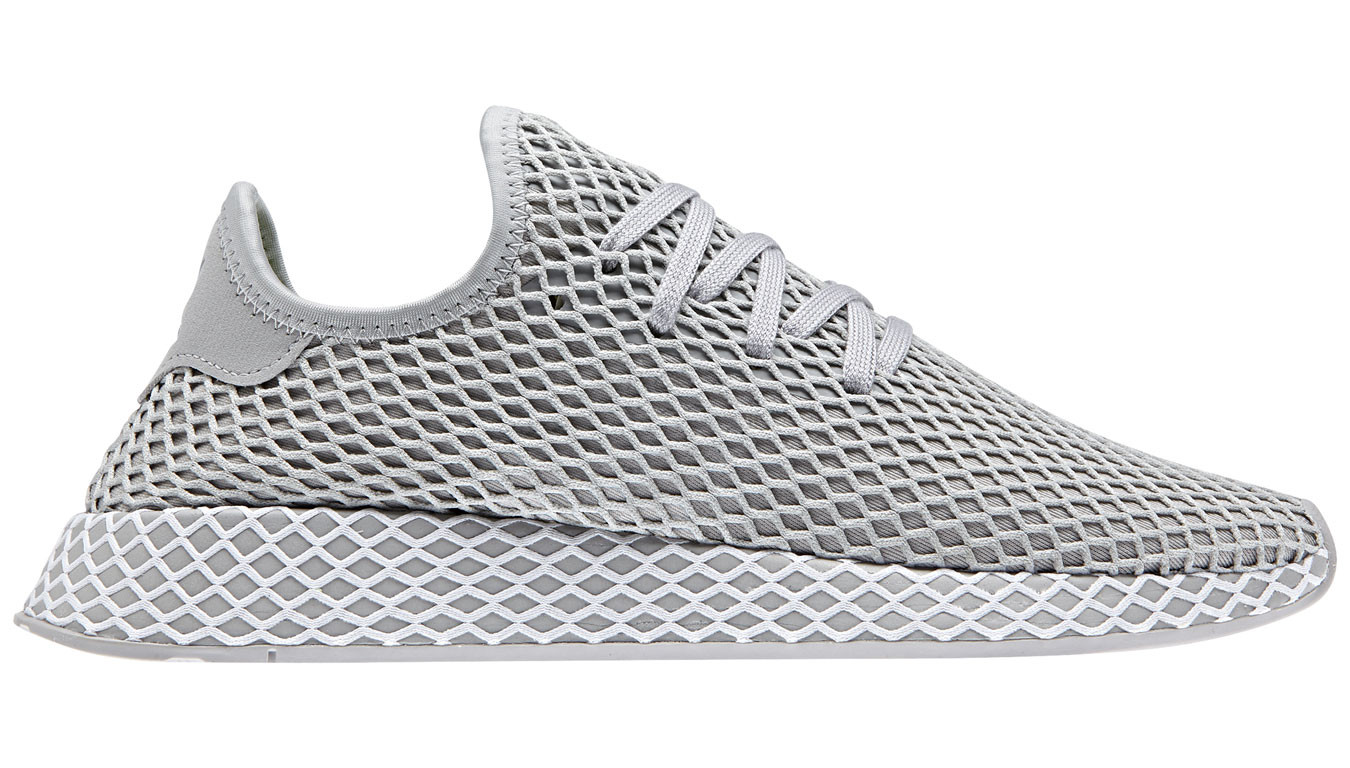 adidas Deerupt Runner Grey Two F17