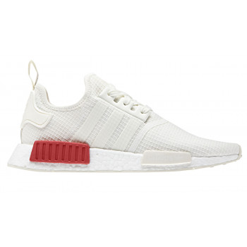 adidas NMD R1 White Lush Red