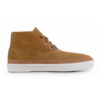 Chrome Industries Forged Suede Chukka Boot Golden Brown Off White