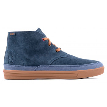 Chrome Industries Forged Suede Chukka Boot Indigo Golden Brown