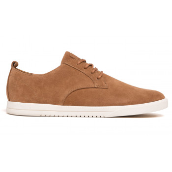 Clae Ellington Grizzly Suede