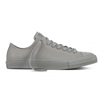 Converse Chuck Taylor All Star II Lux Leather Grey