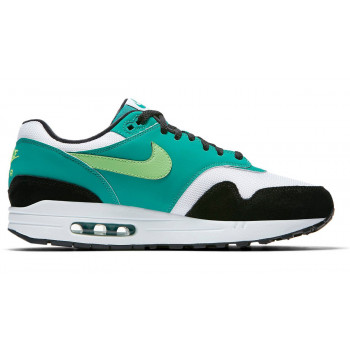 Nike Air Max 1 White/Green Strike-Neptune Green-Black AH8145-107