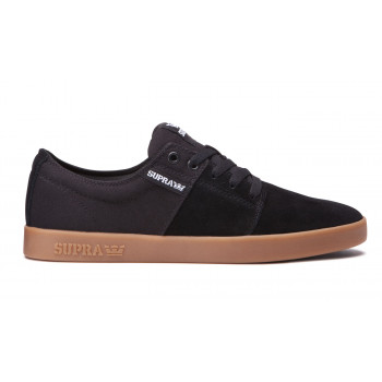 Supra Stacks II Black-Gum
