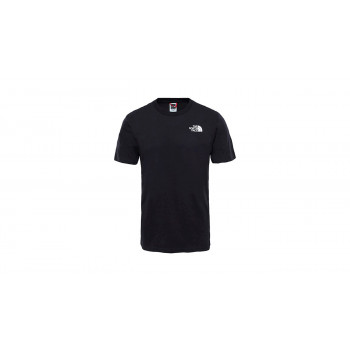 The North Face M Ss Simple Dome Tee Tnf Black