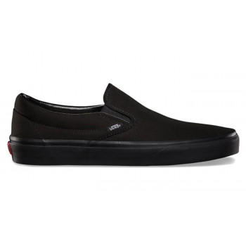 Vans Classic Slip-On Black Black