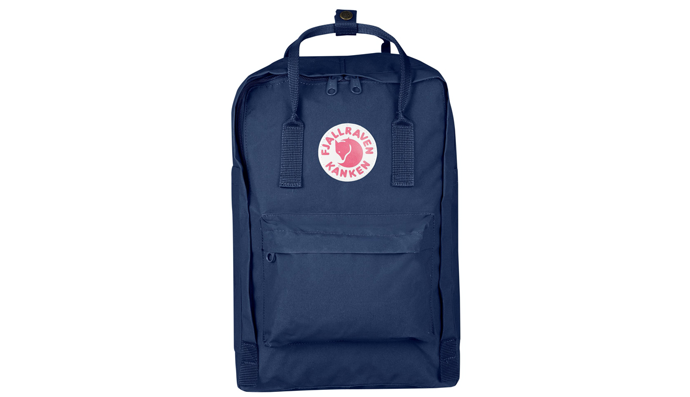 "Fjällräven Kånken Laptop 15"" Royal Blue modré F27172-530"