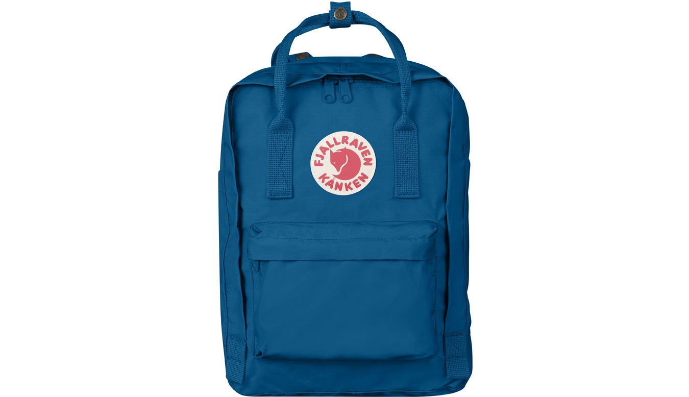 "Fjällräven Kånken Laptop 13"" Lake Blue modré F27171-539"