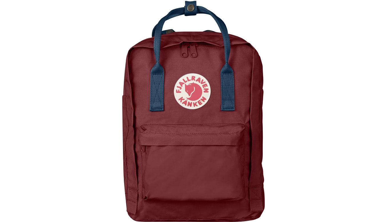 "Fjällräven Kånken Laptop 13"" Ox Red-Royal Blue červené F27171-326-540"