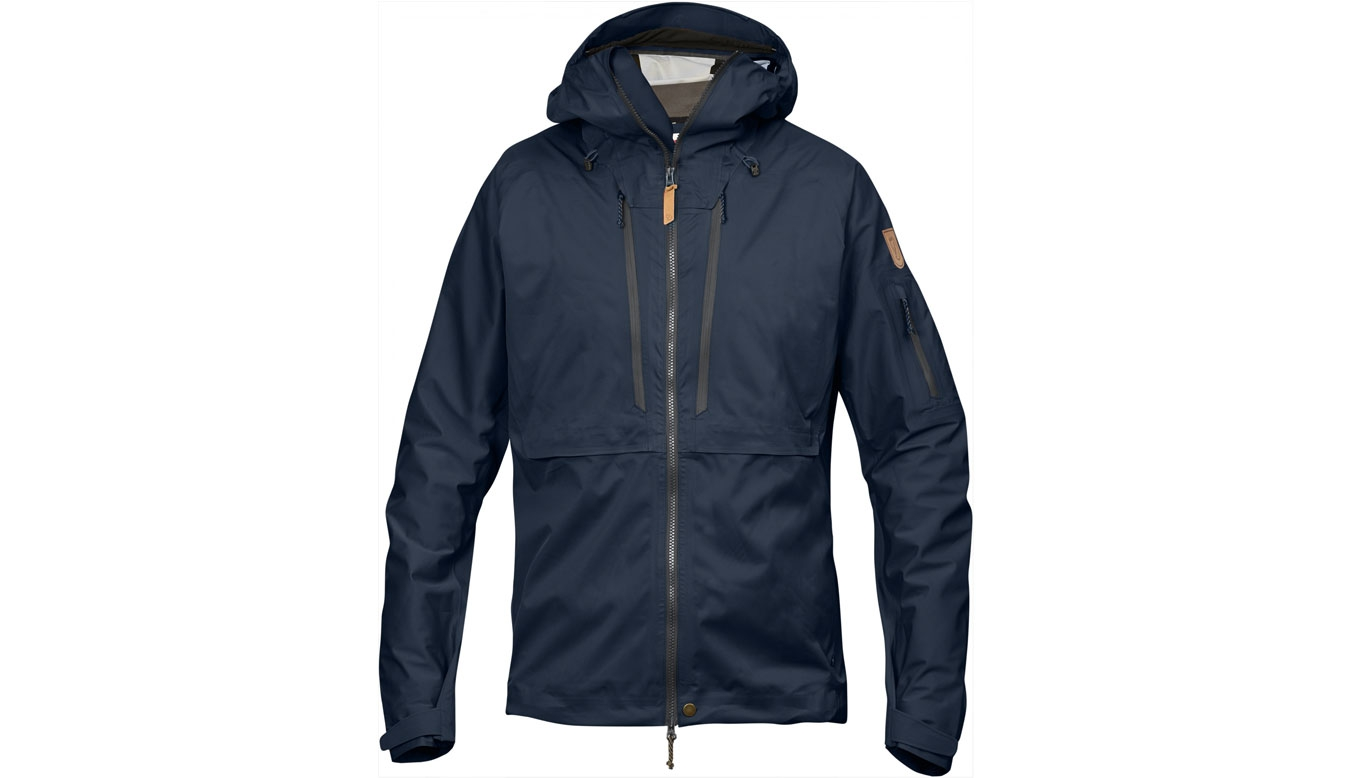 Fjällräven Keb Eco-Shell Jacket Dark Navy