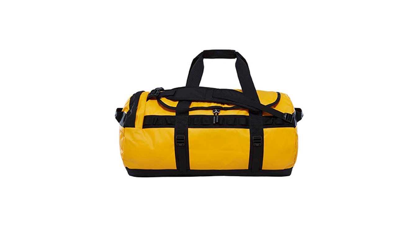 The North Face Base Camp Duffel - M Sumitgld Tnfblk T93ETPZU3 žluté T93ETPZU3