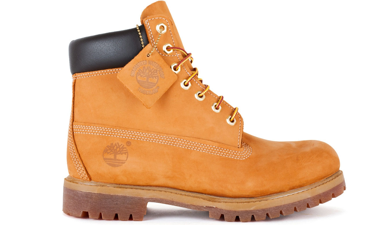 Timberland Icon 6-Inch Premium Boot hnědé 10061-713-WHE