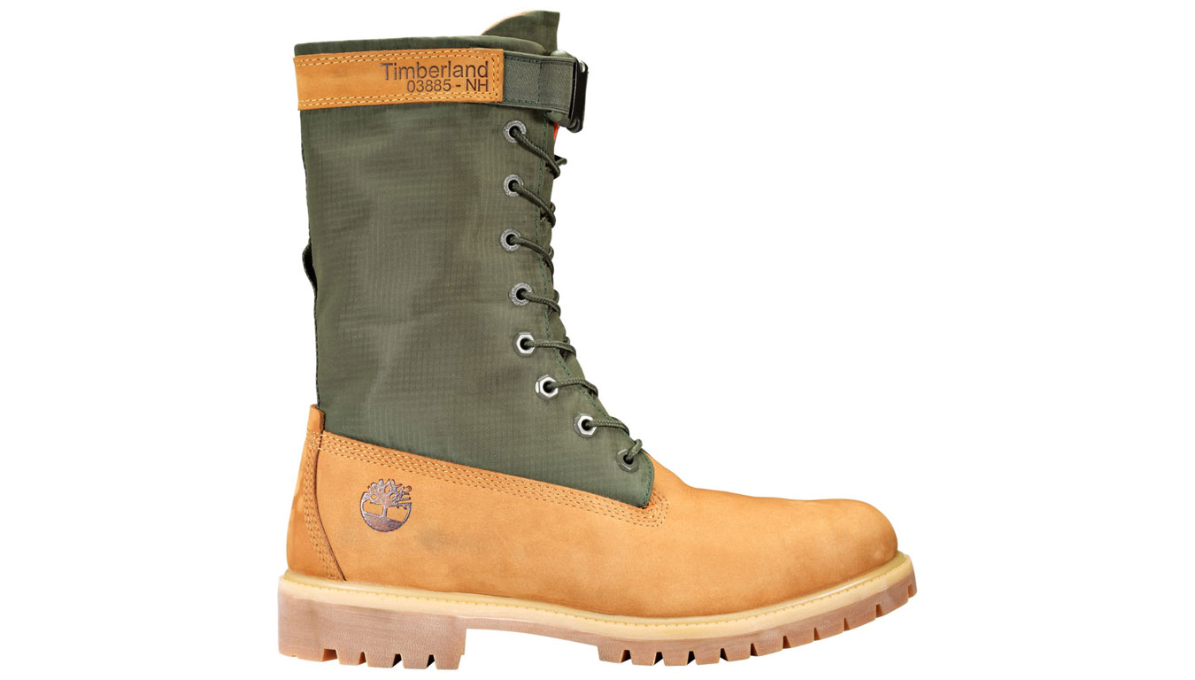 Timberland Icon 6-Inch Premium Boot šedé A1QY8-WHE 0665289466