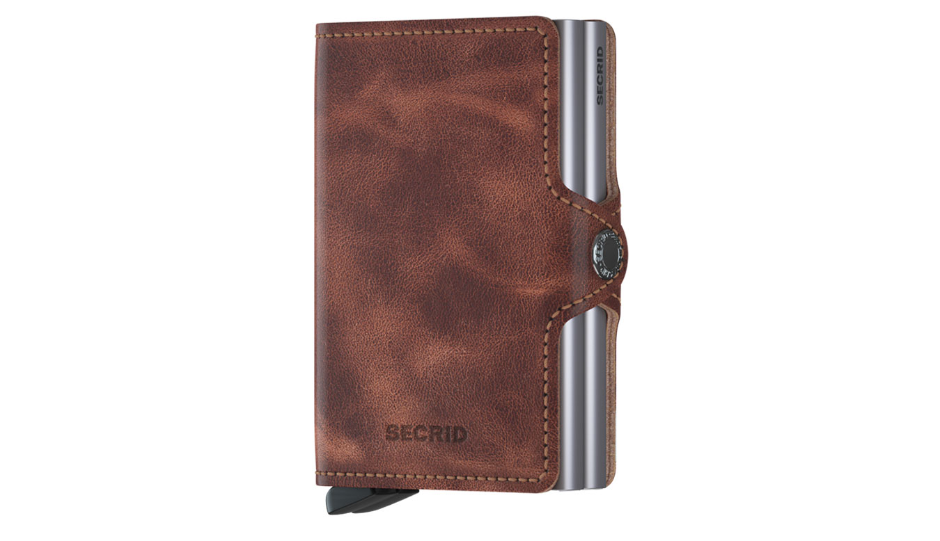 Secrid Twinwallet Vintage Brown hnědé TV-VINTAGE-BROWN