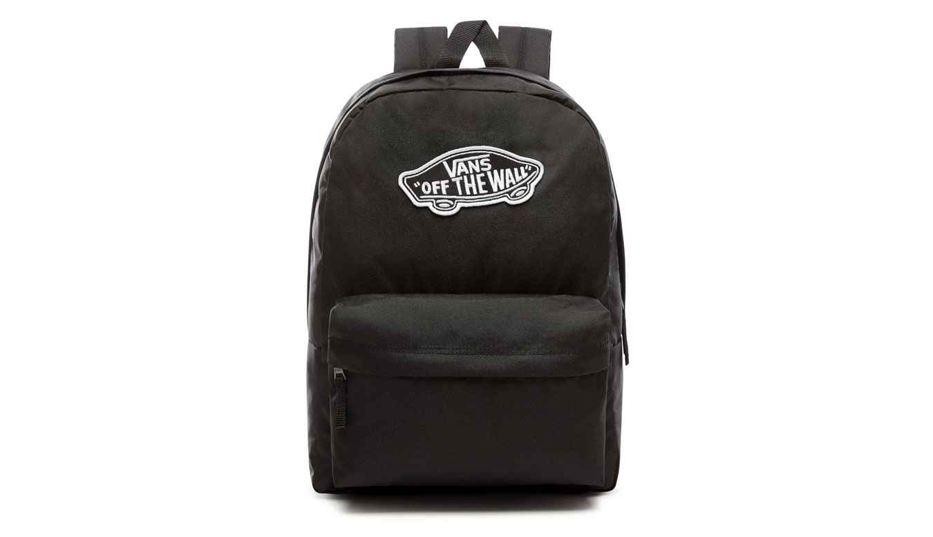 Vans Wm Realm BackPack černé VN0A3UI6BLK